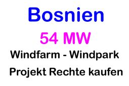 Wind farm 54 MW project rights | EfG 12821-GA